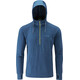 Rab Top-Out Midlayer Heren blauw